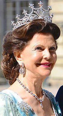 Silvia (Ruotsin kuningatar) – Wikipedia