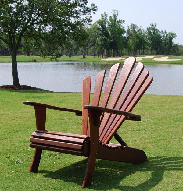 ipe adirondack chairs better than teak adirondacks