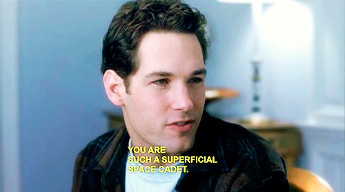 Love young Paul Rudd. Clueless