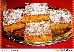 Mrkvový koláč s ořechy a skořicí - šťavnatý recept - TopRecepty.cz
