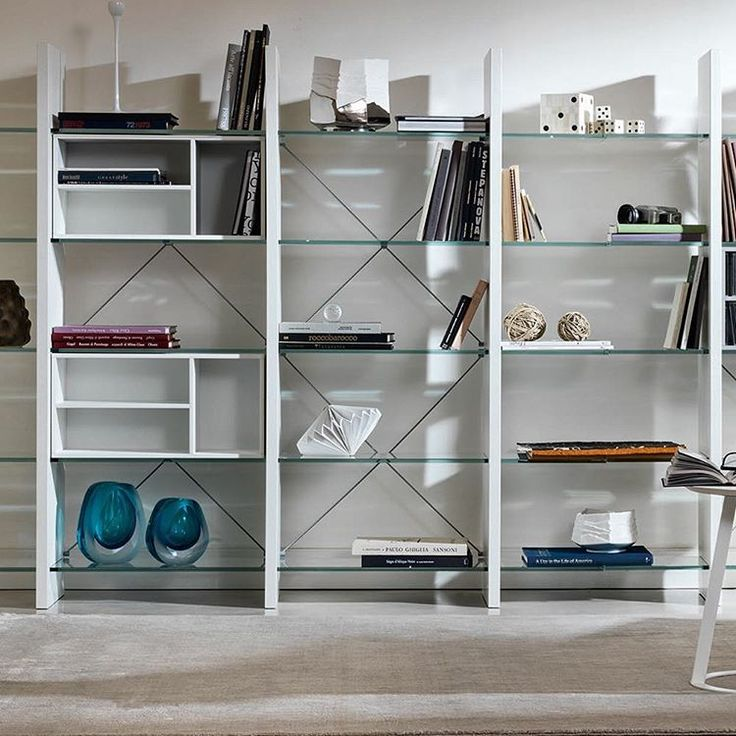 Proxima Bookshelf Highly Versatile Design Combined With Precious Materials Enjoy A Wide Variety Of Visual Configurations Harmonymaker Natuzzi