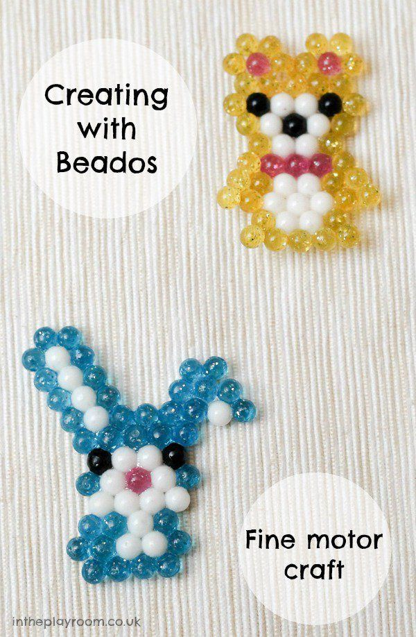Beados water bead pictures kawaii cat bead animals and for Free beados templates