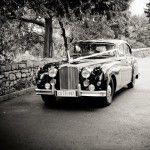 Prachtige auto uit de jaren 20 #bruiloft #wedspiration #20's