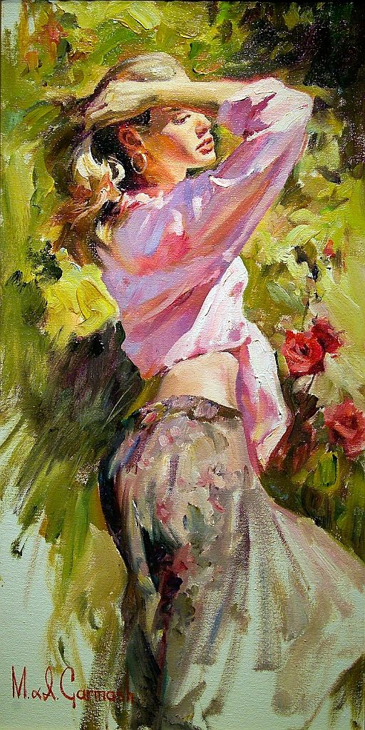 Fragrant Dreams - Michael and Inessa Garmash