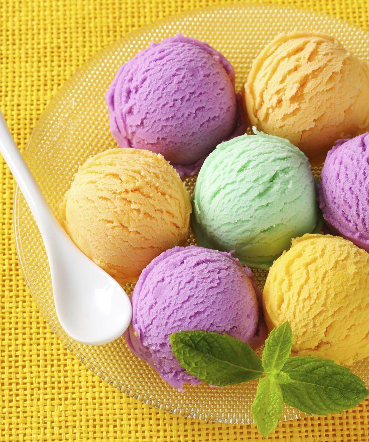 Sabores dulces y súper coloridos para mejorar tus días. ¡Uno mejor que otro!