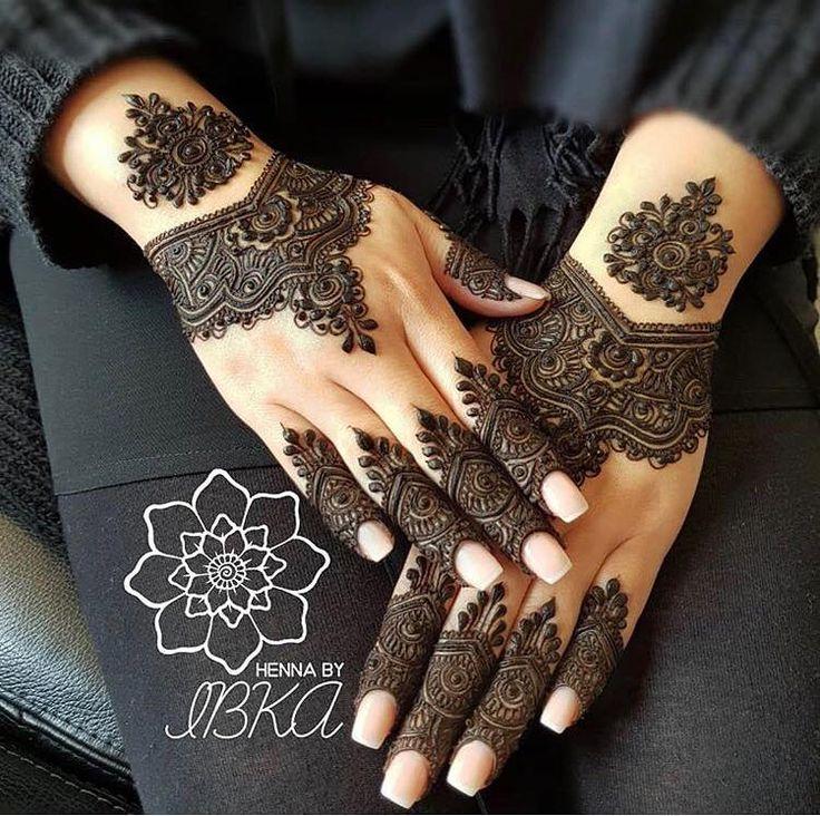 Gorgeous henna inspo 😍😍😍😍😍 Henna artis