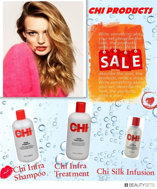 Chi Infra Shampoo, Chi Infra Treatment, Chi Silk infusion review  #review, #chi, #hair, #shampoo