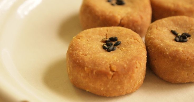 話題入り感謝です☆おからと米粉の簡単ヘルシークッキーのきなこ味です!イソフラボン効果で美容やダイエットにも◎
