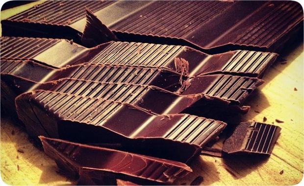 Matgeek - Chokladmousse