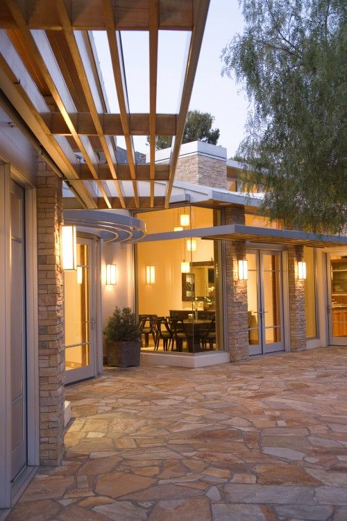 Front Door Awning Ideas