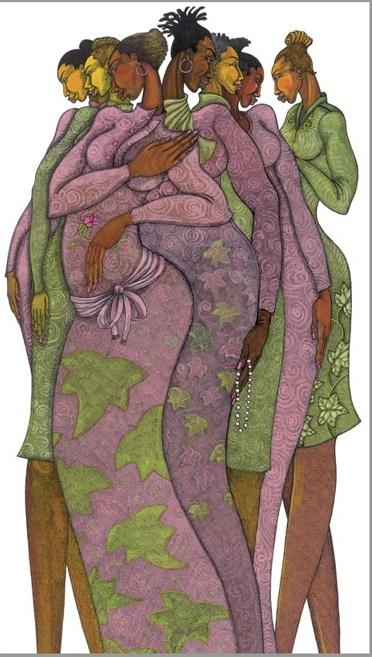 """""""My Sister's Keeper"""" AKA art by Charles Bibbs"""
