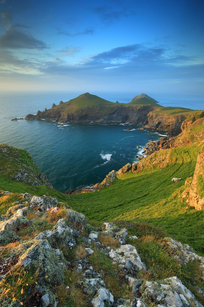 The Rumps, North Cornwall, England. I want to go see this place one day.Please check out my website thanks. www.photopix.co.nz