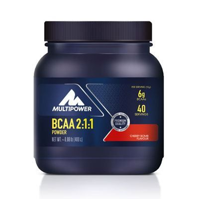 Multipower BCAA Powder 400 g
