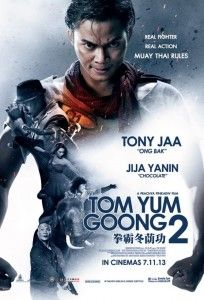 Tom Yum Goong 2 Dual Audio Brrip Free Movie Download Movie Name: Tom Yum Goong 2 (2013) IMDB Rating: 6.0/10 from 891 users Genre: Action Directed by: Prachya Pinkaew Produced by: Prachya Pinkaew, Panna Rittikrai Starring: Tony Jaa, Marrese Crump
