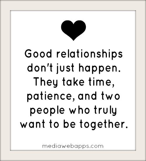 Quotes About Love Relationships: 25+ Best Ideas About Good Relationships On Pinterest