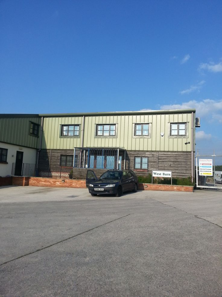 We've moved! Our new offices are now in Blandford, but we still cover the majority of South England!