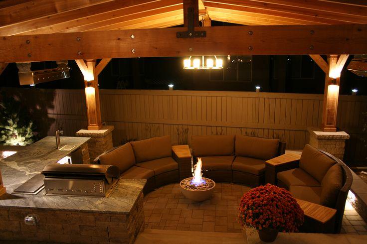 #firesource #outside #dreambackyard #yyc www.anandalandscapes.com