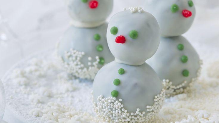 Zasnežení snehuliaci