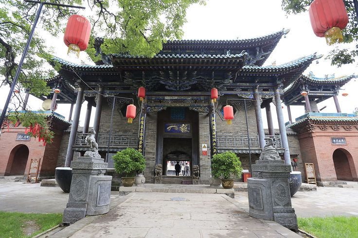 City God Temple of Pingyao, Constructed during the Song dynasty (960-1279), China