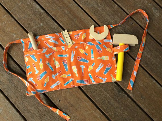 Kids' Tool Belt (tools not included)