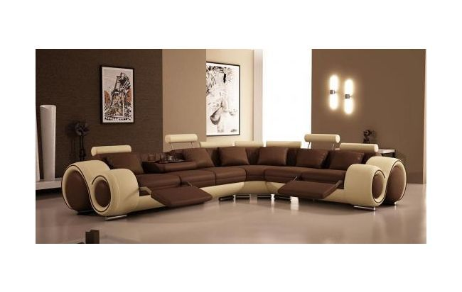 Sillas modernas salas para el hogar juegos de muebles for Muebles en l modernos para sala