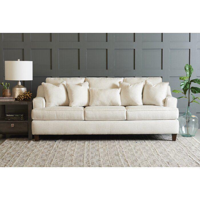 Kaila Sofa Wayfair Custom Upholstery Sofa Stylish Sofa