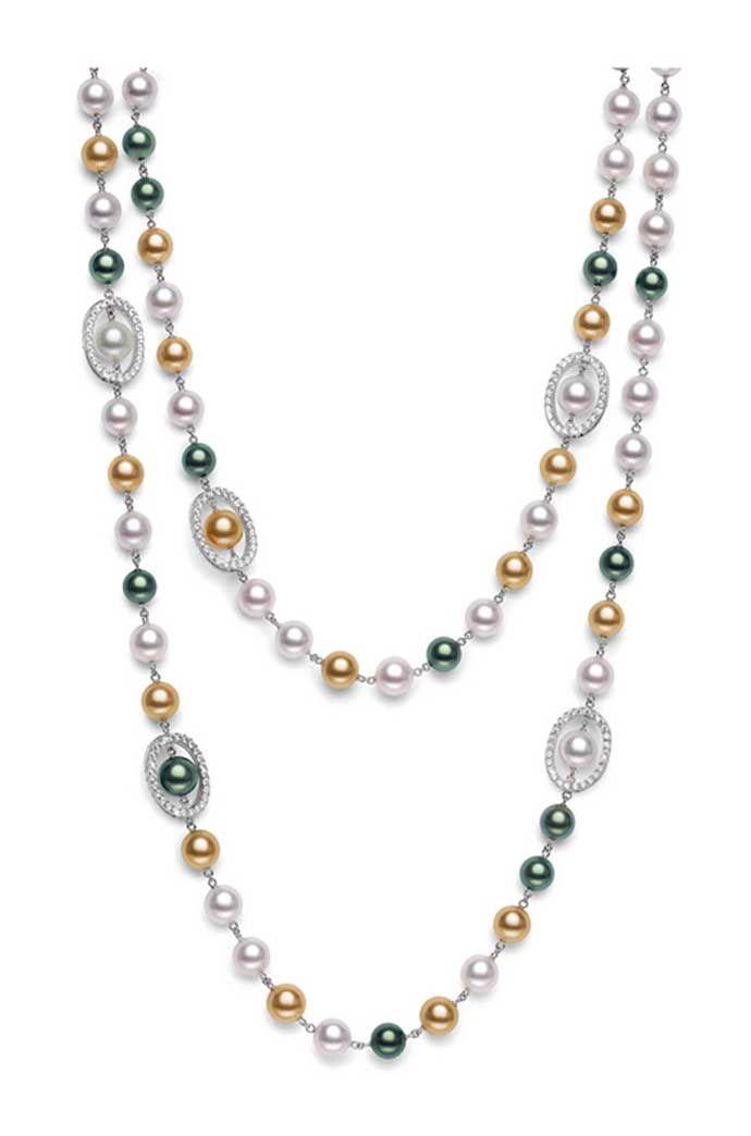 Mikimoto Necklace Precious Possibilities Mikimoto