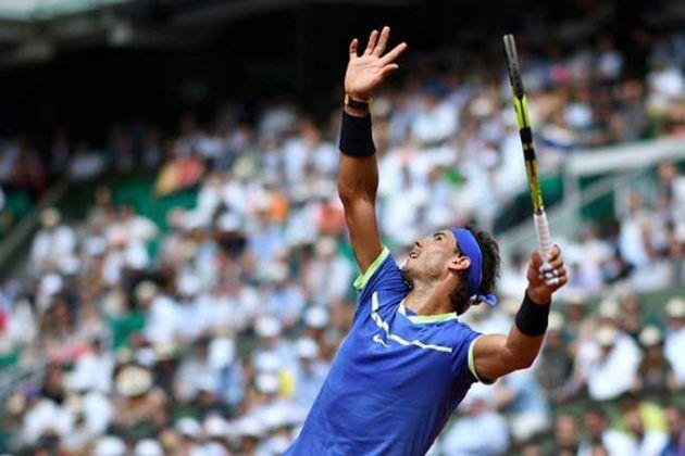 ¡Nuevo récord! Nadal se metió en semifinales de Roland Garros #Deportes #Tenis