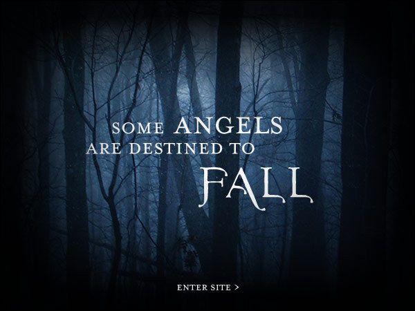 Algunos angeles estan destinados a caer