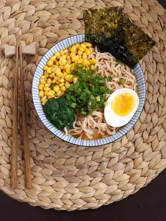 Miso Ramen | Appetite for China
