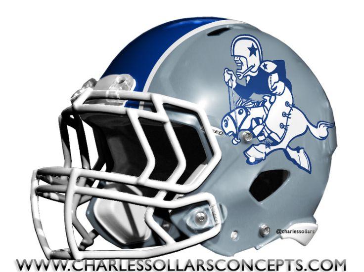 296 best concept uniforms images on pinterest american - Dallas cowboys concept helmet ...