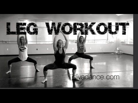 "LEG WORKOUT:  ""Get Low"" by Dillion Francis & DJ Snake | DiVA Dance Fitness"