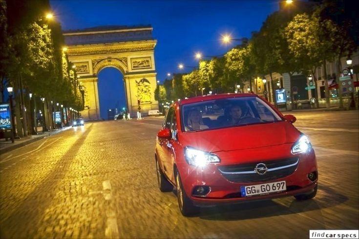 #Opel - #Corsa / Corsa F 5-door - 50 kWh (136 Hp ...