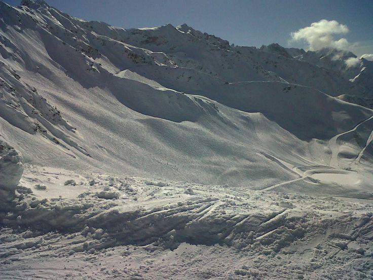 le domaine skiable des 7 Laux