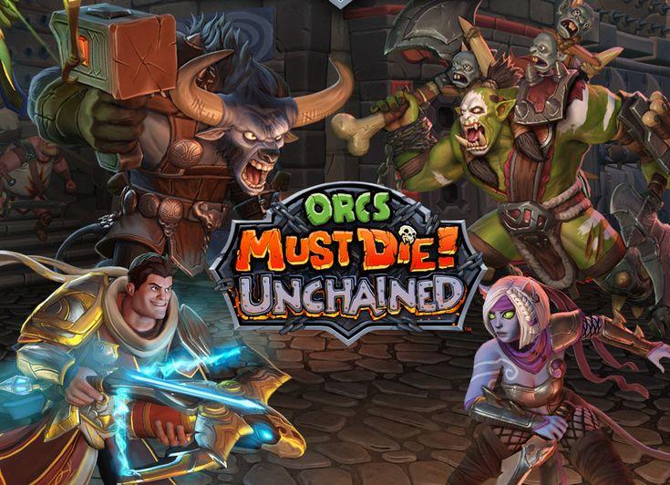 Orcs Must Die! Unchained dynamiczna gra akcji, będąca hybrydą gatunkową w której znajdziemy wiele elementów charakterystycznych dla gier MOBA, strategii typu tower defense oraz karcianki.