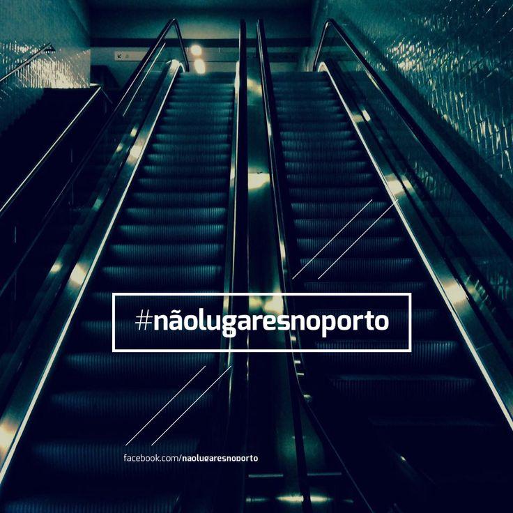 #naolugaresnoporto