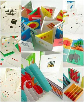 Katsumi Komagata  (Japón, 1953) comenzó a diseñar libros cuando nació su hija, o para  su hija. Pero estos libros tuvieron tanto éxito, qu...