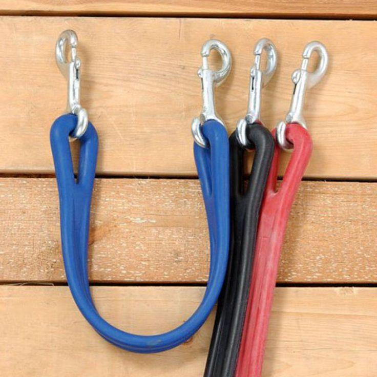 Tough-1 Rubber Trailer Tie Blue - 52-784-4-0