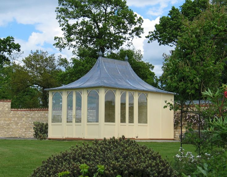 Garden Summerhouses Blog: Grand Designs