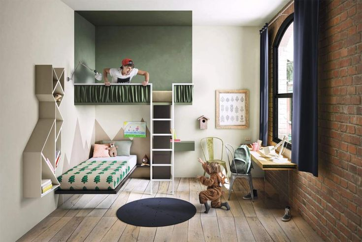 Lago, collection LagoLinea - Weightless A tree house is the perfect hiding place for kids and grownups alike. #designforkids #designbest #designbestmagazine