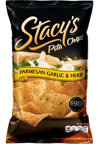 STACY'S® Parmesan Garlic & Herb Flavored Pita Chips