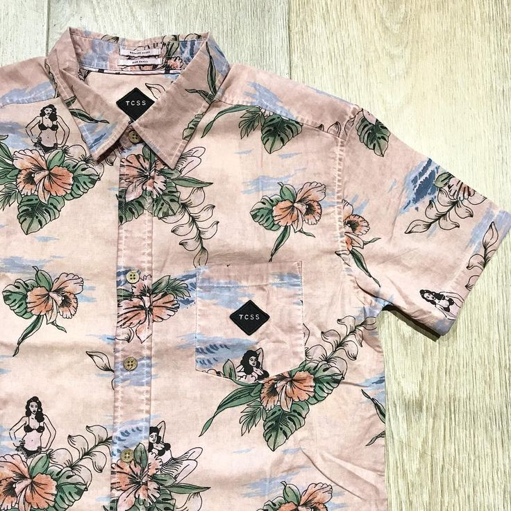 "Vivid Store (@vividstore) on Instagram: ""Put your party shirt on!  @tcss are the goods 🌺 -available in store AND online-"""