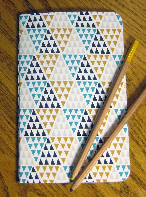 Handmade Blank Journal  Liaison by EineKleineDS on Etsy, $12.00