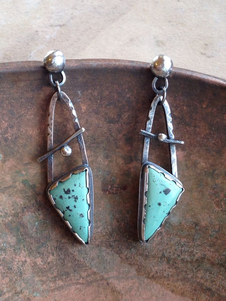 Julianne Van Buskirk Sterling silver, turquoise