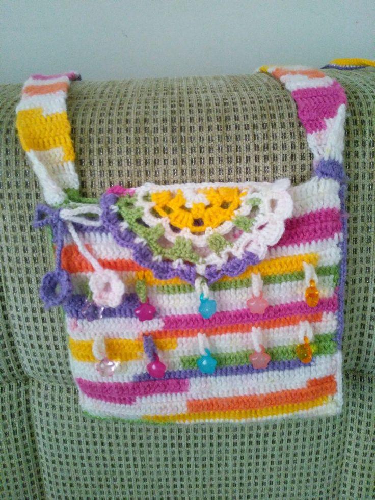 crochet, tığ işi, bag, çanta