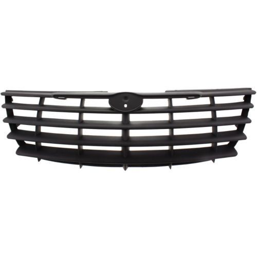2005-2007 Chrysler Town & Country Grille, Painted-gray