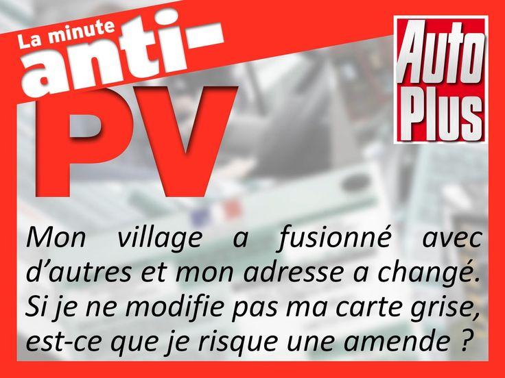 #AntiPV #Auto ➠ #CarteGrise : changement d'adresse facultatif ? #AutoPlus Magazine vous répond ! ▶ http://petitbuzz.com/auto-et-moto/carte-grise-changement-dadresse-facultatif/