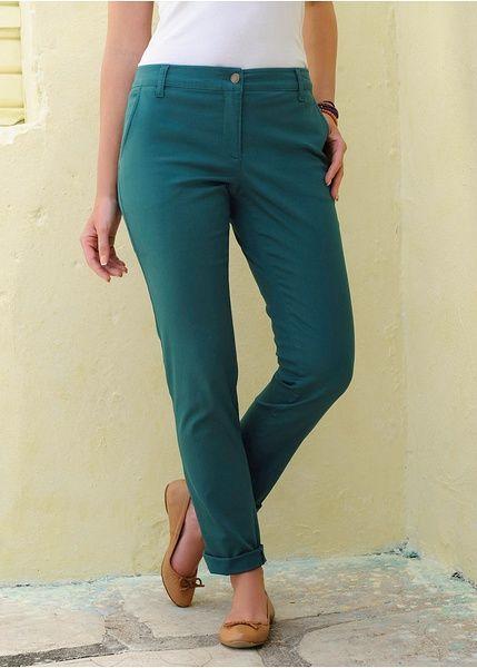 Pantaloni Chino-bpc bonprix collection