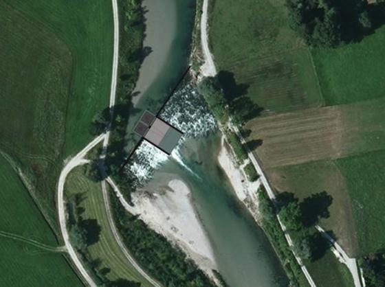 Schluss mit großen Stauseen und den damit verbundenen Staudämmen oder Talsperren. Eine Vielzahl von kleinen Schachtturbinen die unauffällig unter dem Wasserpegel liegen produzieren sauberen und fischfreundlichen Strom.