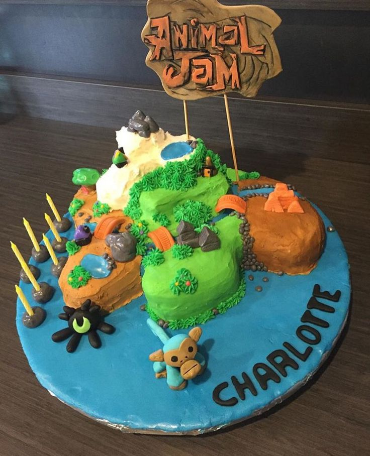 12 best Animal Jam Bday Party images on Pinterest Animal jam